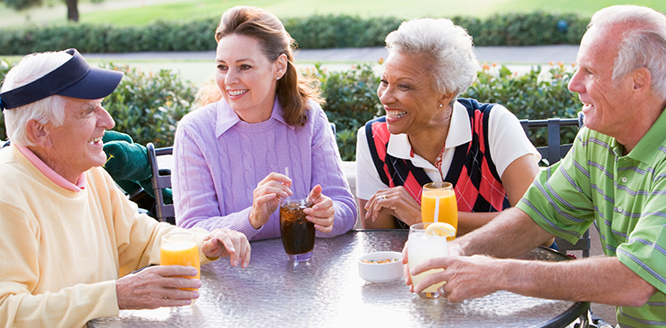 Loss of Hearing: A Hearing Aid Can Help Avoid Withdrawal From Social Activities
