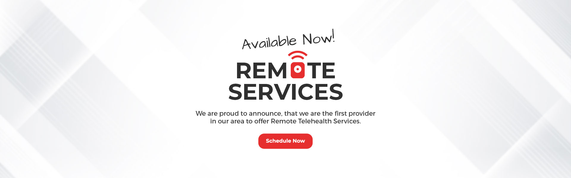 Remote Telehealth Services Banner | Nardelli Audiology
